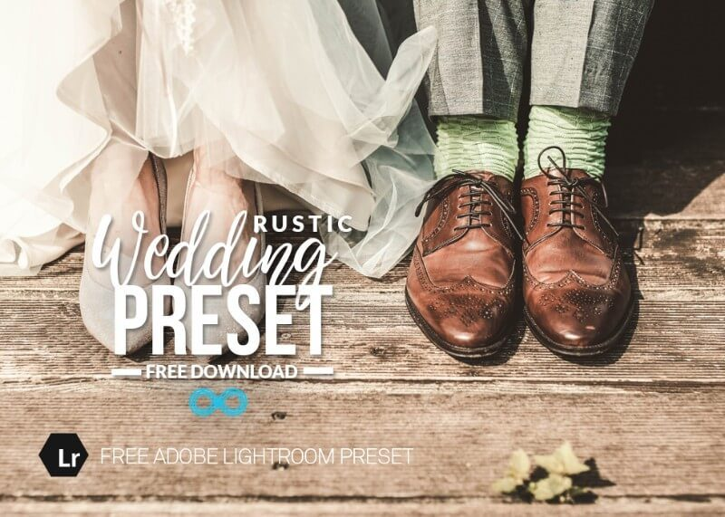 Rustic Wedding Lightroom Preset