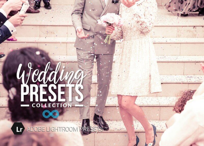 Wedding Collection Lightroom Preset