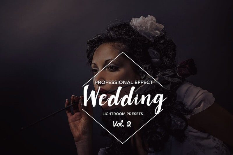 Wedding Lightroom Preset Vol2