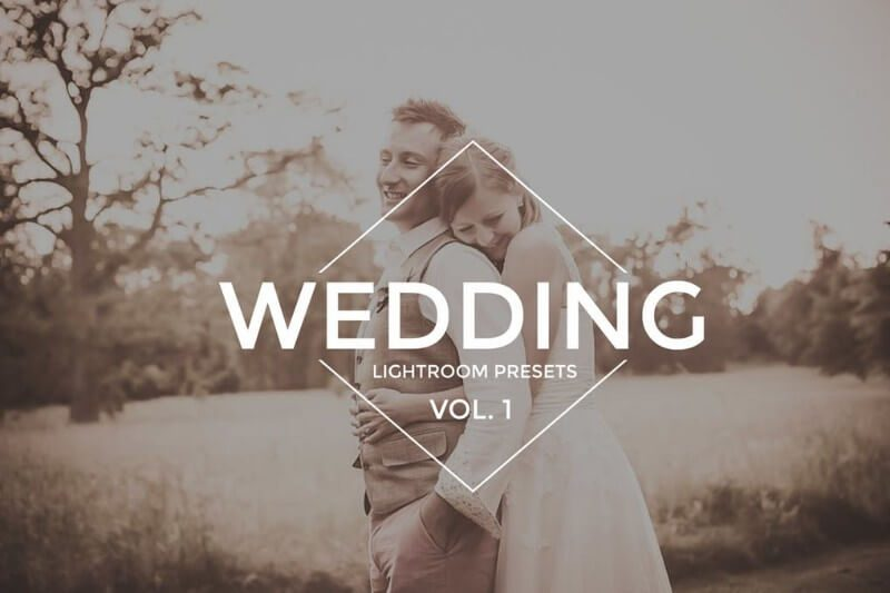 Wedding Presets Vol-1