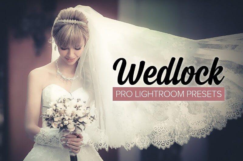 Wedlock Pro Lightroom Presets