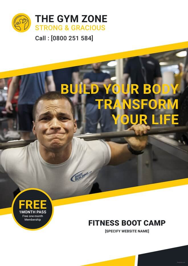 Gym-eBook-Cover-Page