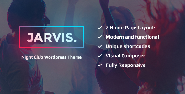 Jarvis Theme