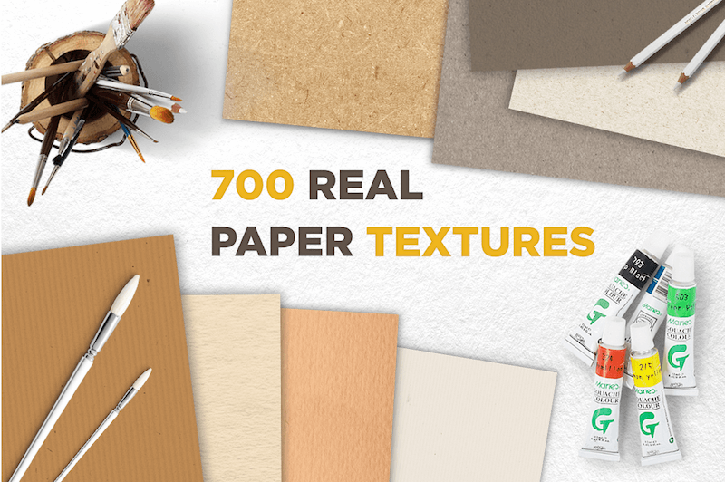 Paper Texture Designs