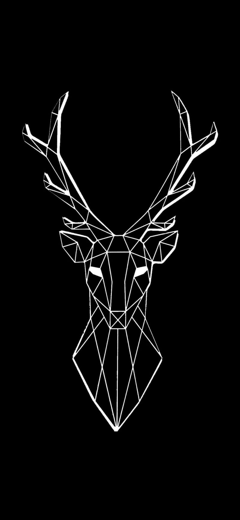 polygon-deer
